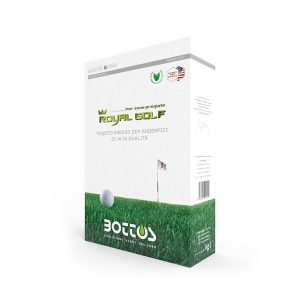 semi per tappeto erboso royal golf da 1kg Bottos - Pierucci Agricoltura