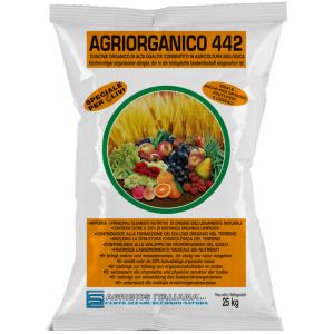 concime organico Agriorganico 4-4-2 25kg Agribios - Pierucci Agricoltura