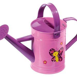 Innaffiatoio per bambini rosa stocker Pierucci Agricoltura