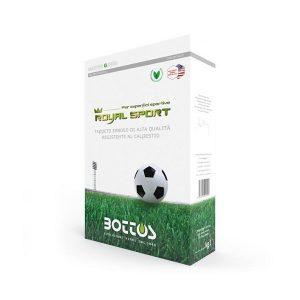 semi per tappeto erboso Royal Sport 1kg Bottos - Pierucci Agricoltura