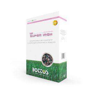 concime minerale Super Iron 2kg Bottos - Pierucci Agricoltura