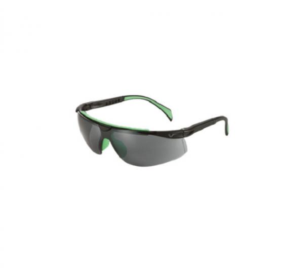 occhiali con lenti antigraffio fumo a954 univet Pierucci Agricoltura