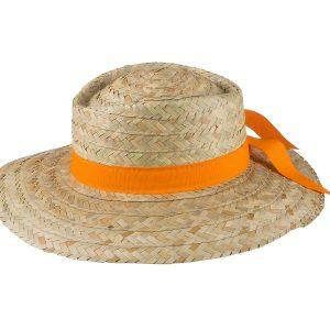 cappello di paglia da donna Stocker- Pierucci Agricoltura