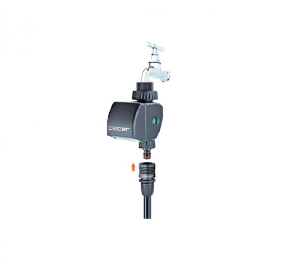 centralina per irrigazione aquauno video-2 8428 Claber - Pierucci Agricoltura (2)
