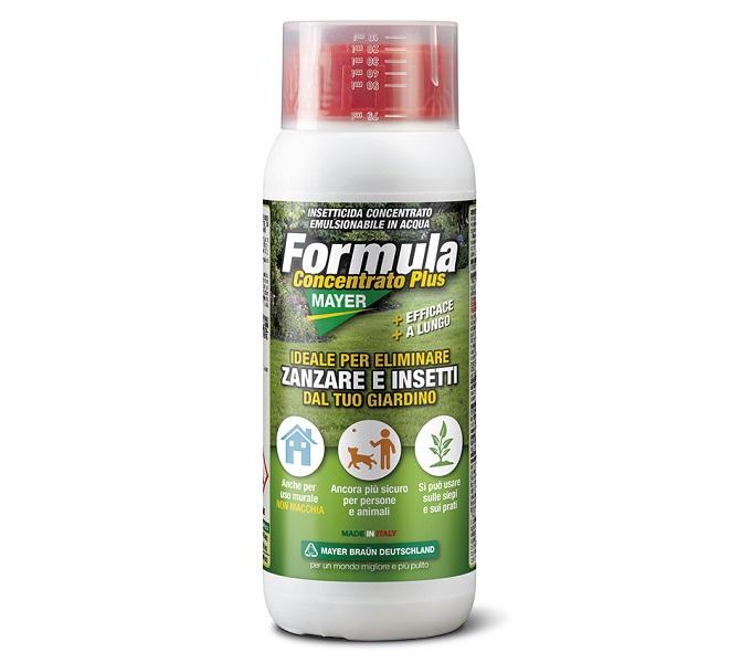 insetticida fomrula Mayer concentrato plus 200 ml Mayer Braun - Pierucci Agricoltura