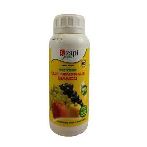 olio minerale bianco Mibiol 0.5 litri Zapi - Pierucci Agricoltura