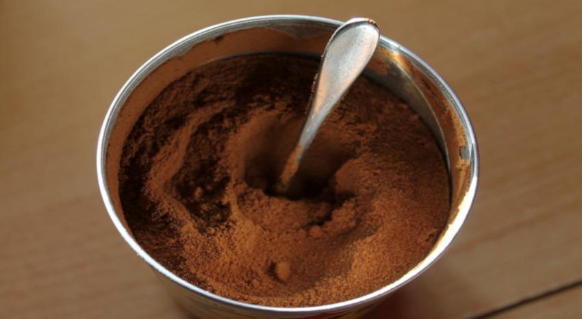 Polvere di caffè - Come allontanare le vespe da casa tua