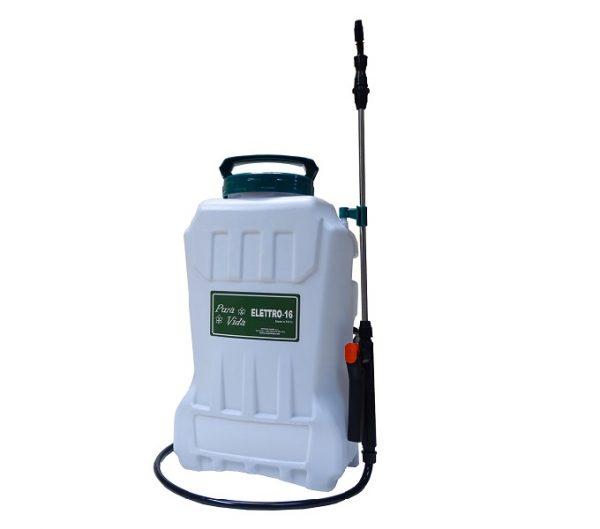 Pompa irroratrice elettrica da 16 litri Elettro-16 linea Pura Vida Carpi